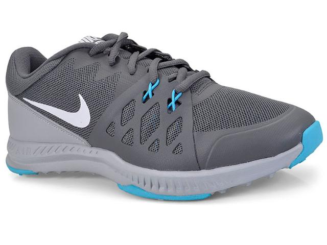 Tênis Masculino Nike 852456-061 Air Epic Speed tr Cinza/azul