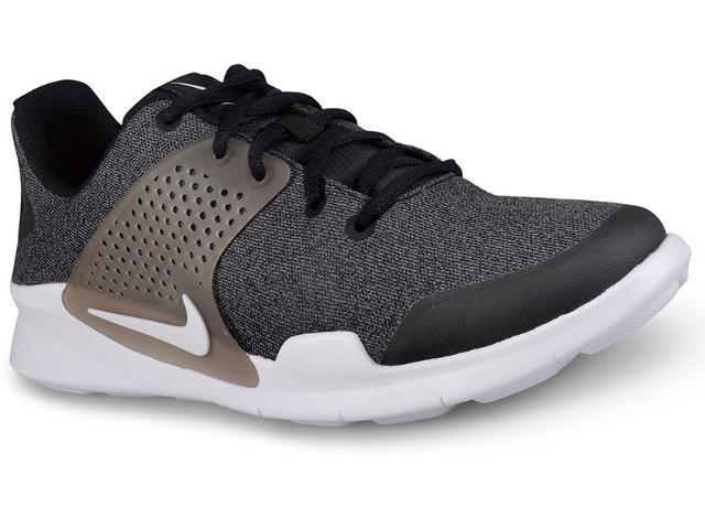 Tênis Masculino Nike 902813-002 Arrowz Chumbo/preto
