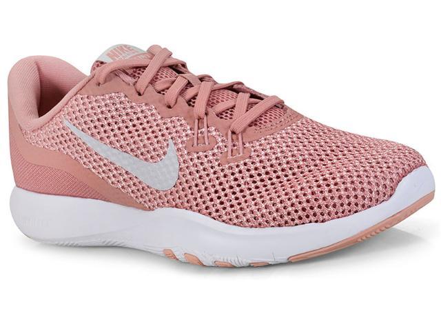 Tênis Feminino Nike 898479-610 Flex Trainer 7  Rosa