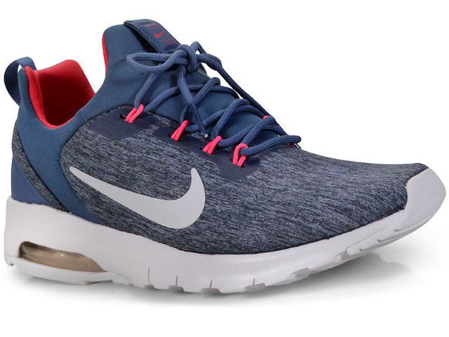Tênis Feminino Nike 916786-401 Wmns Air Max Motion Azul/rosa