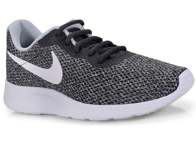 Tênis Feminino Nike 844908-005 Tanjun se Shoe Grafite/branco