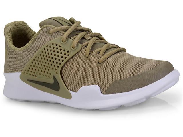 Tênis Masculino Nike 902813-200 Arrowz Verde/branco