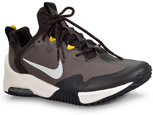 Tênis Masculino Nike 916767-200 Air Max Grigoria Marrom/branco