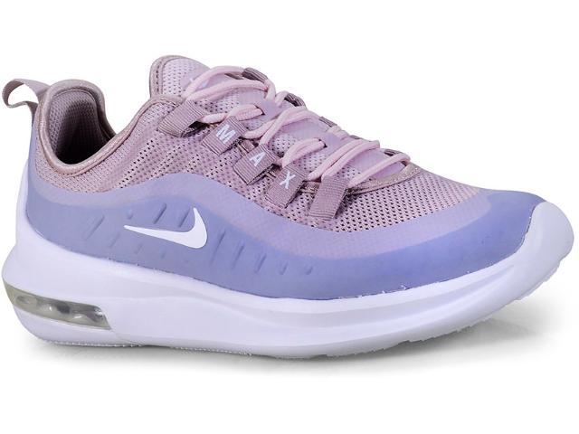 Tênis Feminino Nike Aa2168-600 Air Max Axis Lilas/rosa