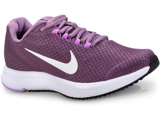 Tênis Feminino Nike 898484-500 Wmns Runallday Beringela
