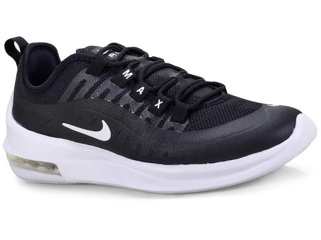 Tênis Masculino Nike Aa2146-003 w Air Max Axis  Preto/branco