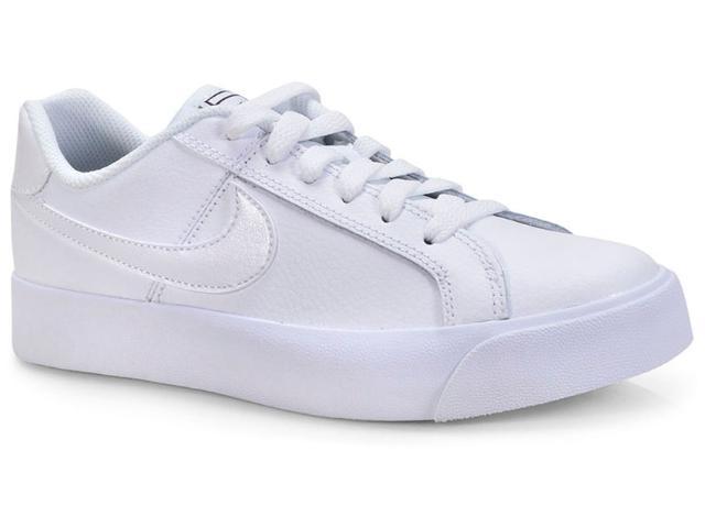 Tênis Feminino Nike Ao2810-102 Court Royale ac Branco