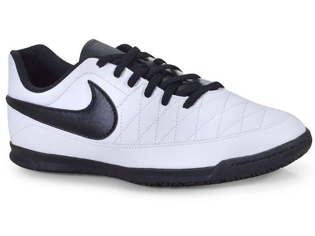 Tênis Masculino Nike Aq7898-107 Majestry ic Branco/preto