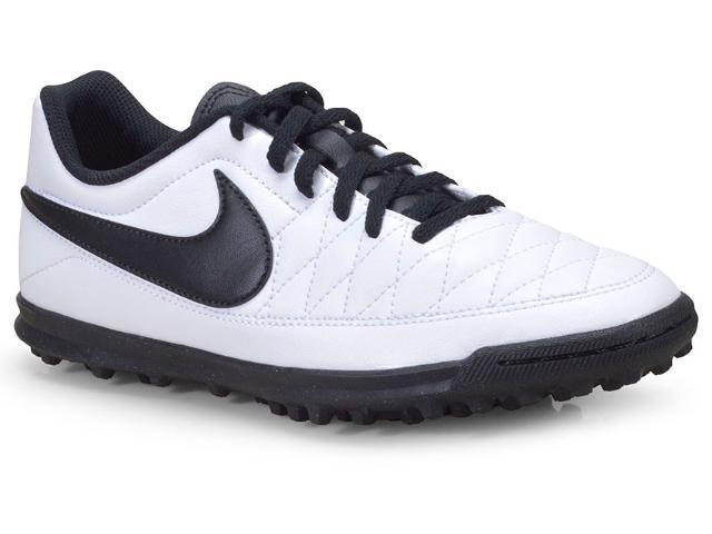 Tênis Masculino Nike Aq7901-107 Majestry Branco/preto