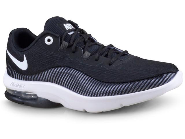 Tênis Feminino Nike Aa7407-001 Air Max Advantage 2 Preto/branco