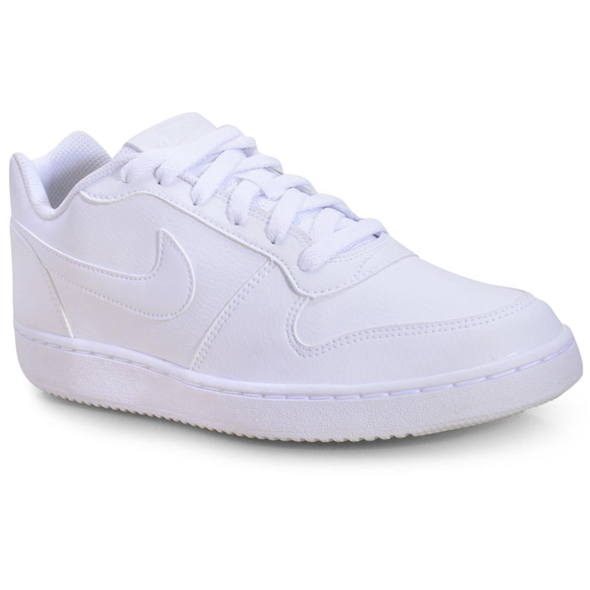 Tênis Masculino Nike Aq1775-100 Ebernon Low Branco