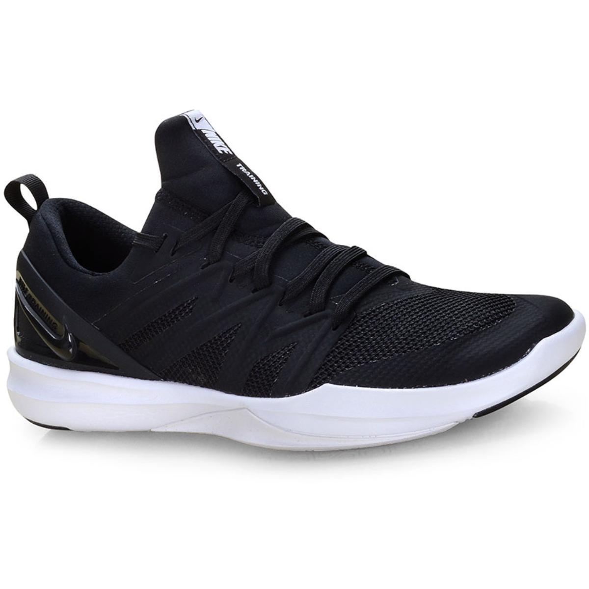 Tênis Masculino Nike Ao4402-001 Victory Elite Preto/branco