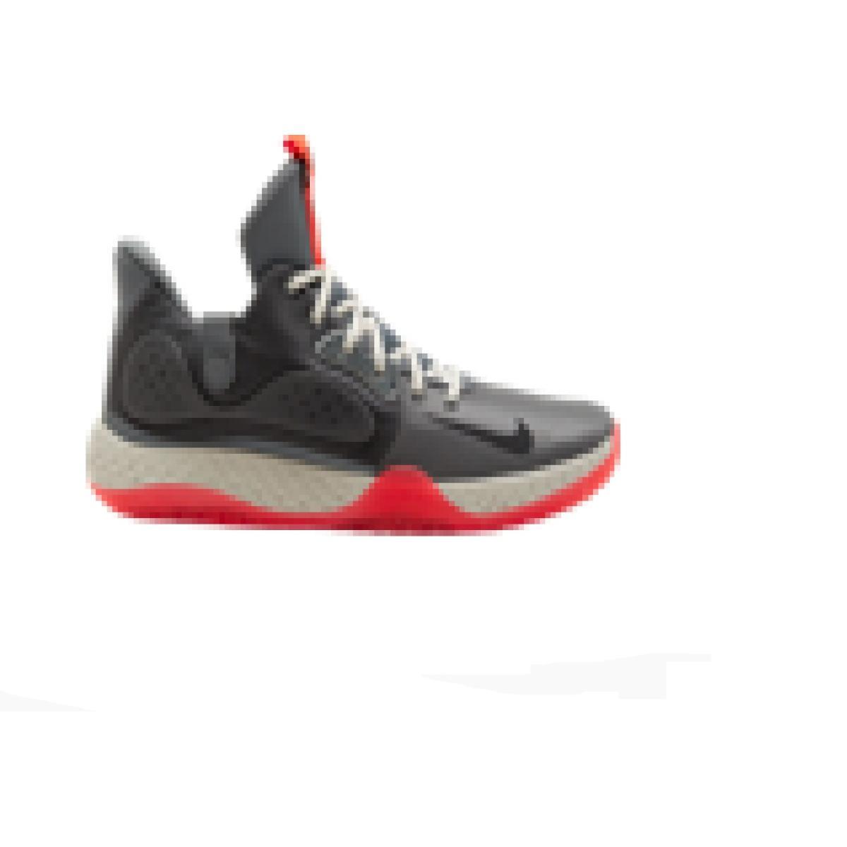 Tênis Masculino Nike At1200-004 kd Trey 5 Vii Cinza/coral