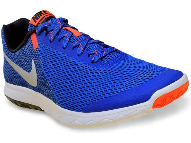 Tênis Masculino Nike 844514-400 Flex Experience rn 5  Azul
