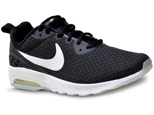 Tênis Feminino Nike 833662-011 Air Max Motion ul Shoe Preto/branco