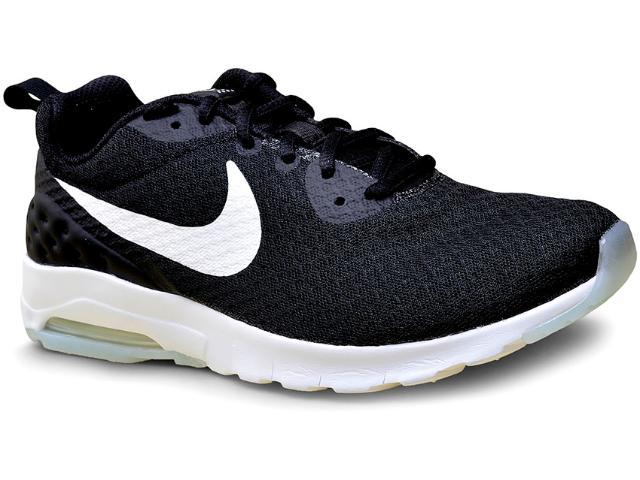 Tênis Masculino Nike   833260-010 Air Max Motion lw   Preto