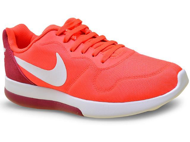 Tênis Feminino Nike 844901-600 md Runner 2 lw Shoe Laranja