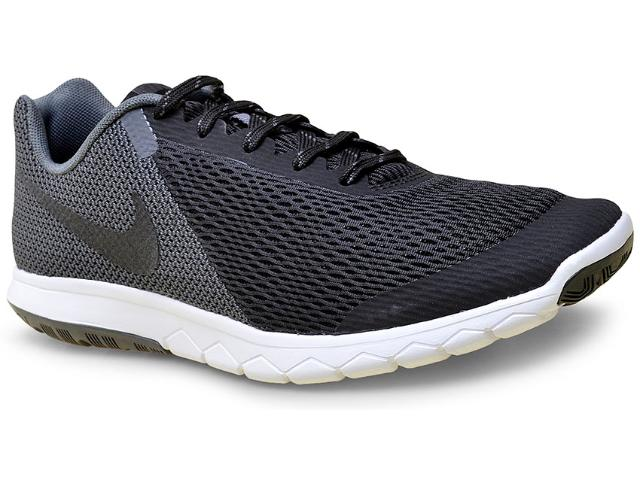 Tênis Masculino Nike 844514-002 Flex Experience rn 5  Preto/grafite