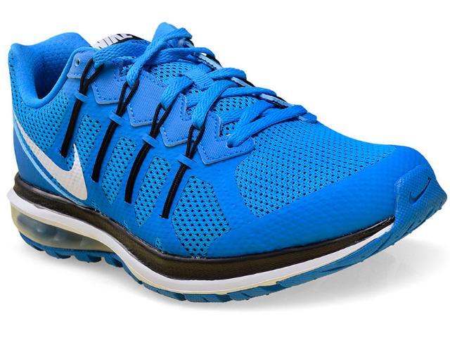 Tênis Masculino Nike 819150-402 Air Max Dynasty Msl Azul/preto