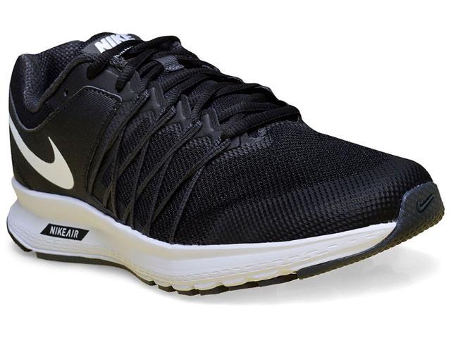 Tênis Masculino Nike 843881-001 Air Relentless 6 Msl  Preto
