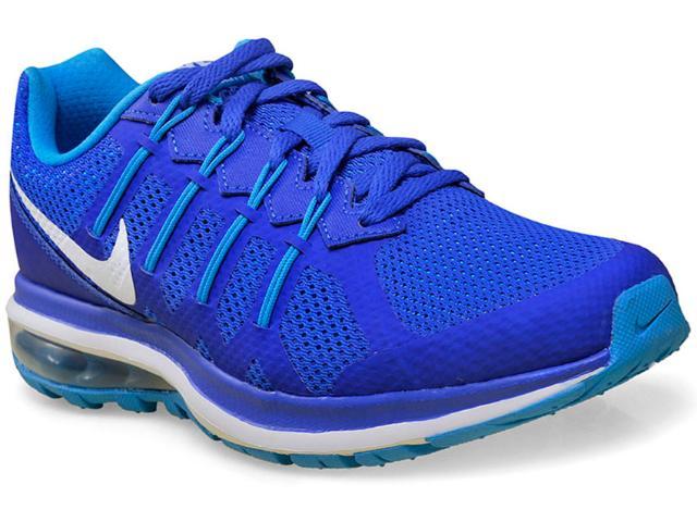 Tênis Feminino Nike 819154-402 Air Max Dynasty Msl Azul