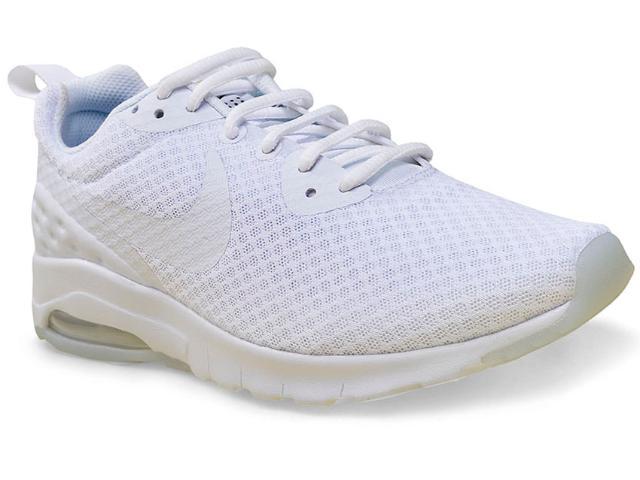 Tênis Masculino Nike 833260-110 Air Max Motion  Branco