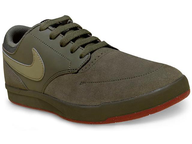Tênis Masculino Nike 749477-200 sb Fokus Verde Oliva