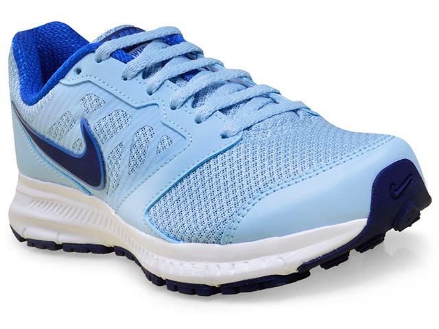 Tênis Feminino Nike 684771-404 Downshifter 6 Msl  Azul/marinho