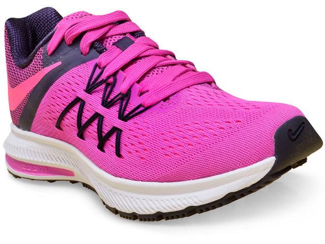 Tênis Feminino Nike 831562-602 Air Zoom Winflo 3 Pink