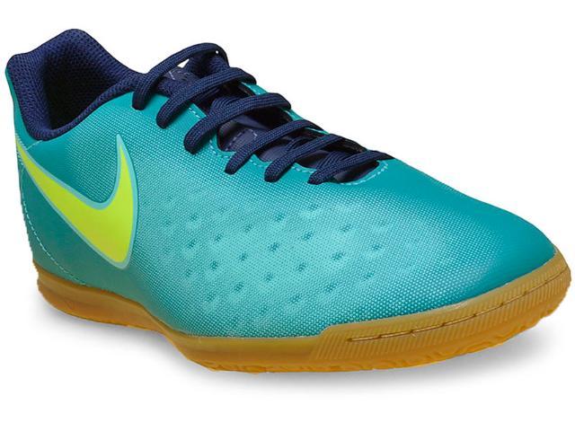 Tênis Masculino Nike 844409-375 Magista Ola ii  Verde