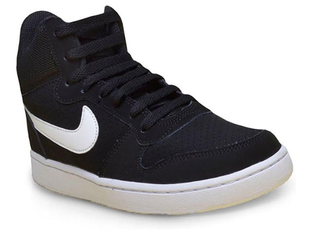 Tênis Feminino Nike 844906-010 Recreation Mid Preto/branco