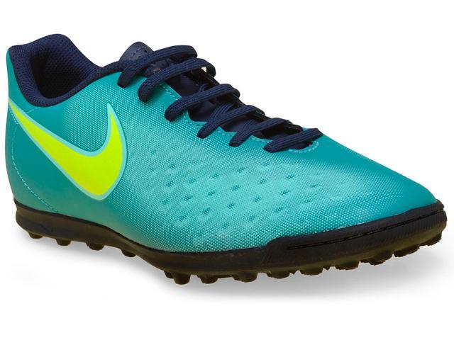 Tênis Masculino Nike 844408-375 Magista Ola ii Verde