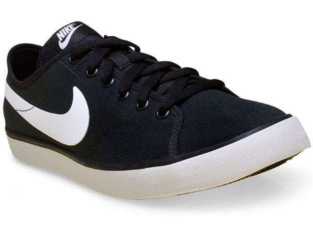 Tênis Masculino Nike 631691-019 Primo Court Preto/branco