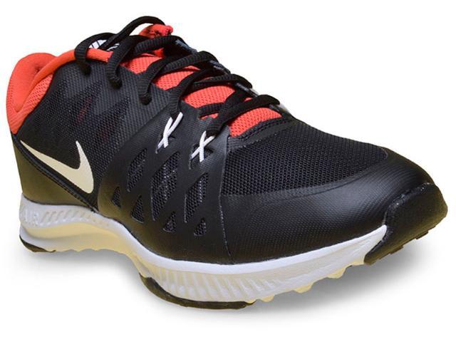 Tênis Masculino Nike 852456-003 Air Epic Speed tr ii Preto/vermelho