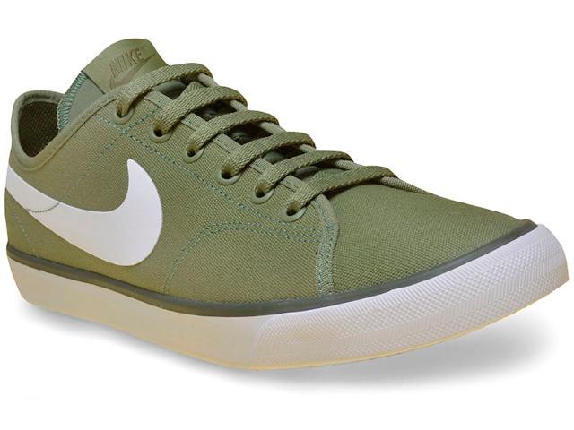 Tênis Masculino Nike 631691-300 Primo Court Verde