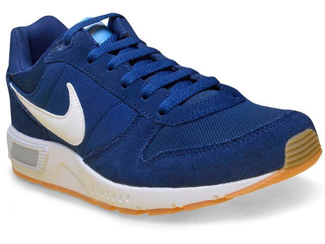Tênis Masculino Nike 644402-412 Nightgazer  Azul