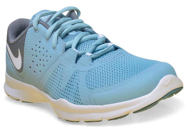 Tênis Feminino Nike  844651-402 Core Motion tr 3  Azul/grafite/branco