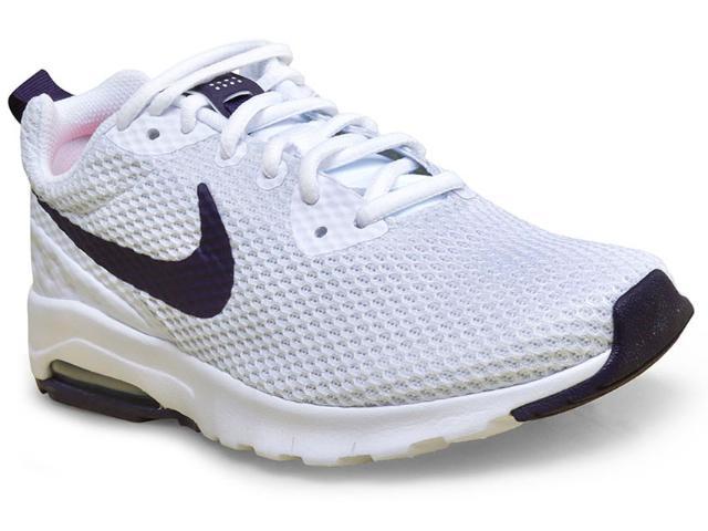 Tênis Feminino Nike 844895-100 Air Max Motion lw Branco