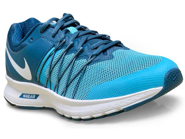 Tênis Masculino Nike 843881-403 Air Relentless 6 Msl Azul
