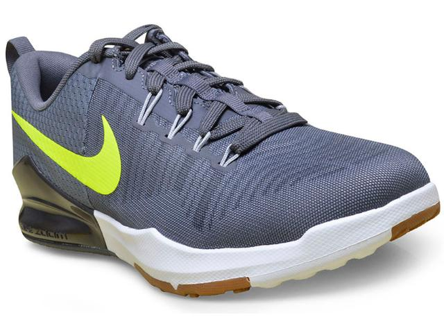 Tênis Masculino Nike 852438-007 Zoom Train Action Grafite