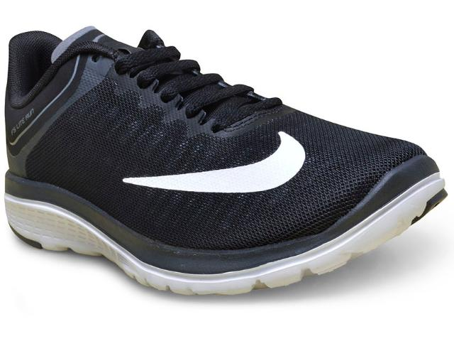 Tênis Feminino Nike 852448-003 fs Lite Run 4 Preto