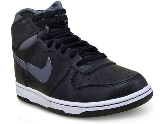 Tênis Masculino 336608-014 Big Nike High  Preto