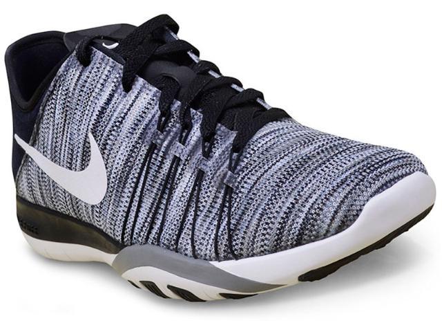 Tênis Feminino Nike 882819-001 Wmns Free tr 6 Amp Preto/cinza
