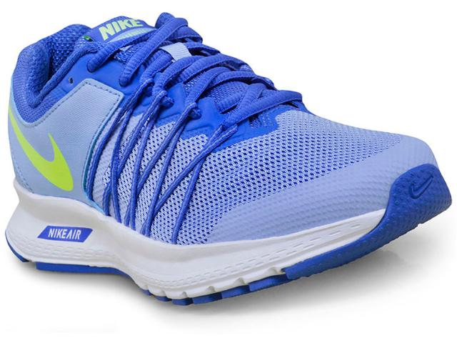 Tênis Feminino Nike 843883-401 Wmns Air Relentless 6 Msl  Azul Claro/royal