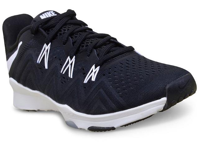Tênis Feminino Nike 852472-001 Wmns Zoom Condition tr Preto/branco