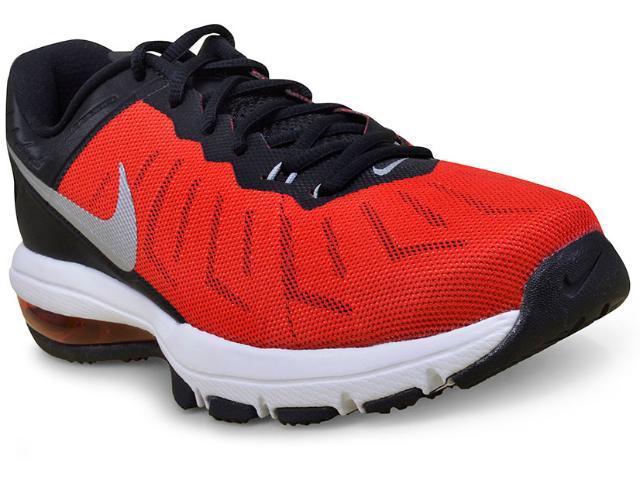 Tênis Masculino Nike 819004-600 Air Max Full Ride tr Vermelho/preto