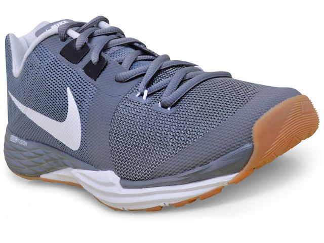 Tênis Masculino Nike 832219-010 Prime Iron Dual Fusion Cinza