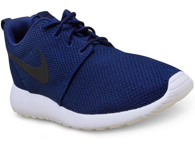 Tênis Masculino Nike 511881-405 Roshe One Marinho