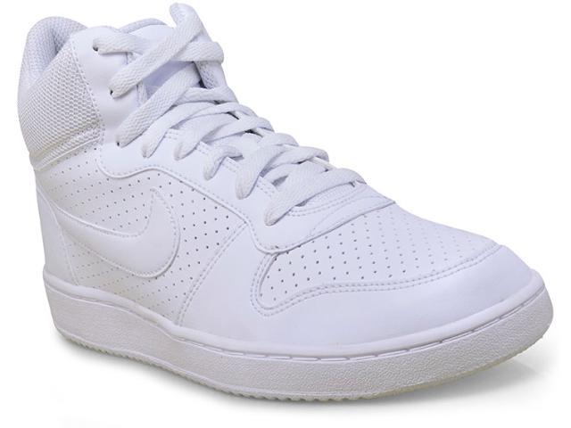 Tênis Masculino Nike 838938-111 Recreation Mid Branco
