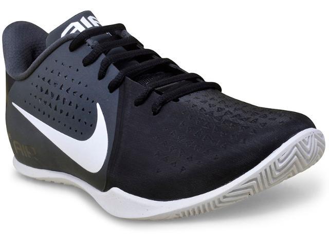 Tênis Masculino Nike 898450-001 Air Behold Low Preto/branco